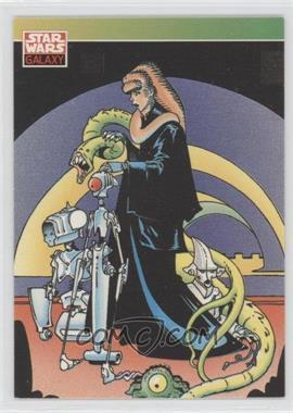 1993 Topps Star Wars Galaxy - [Base] #121 - New Visions - P. Craig Russell