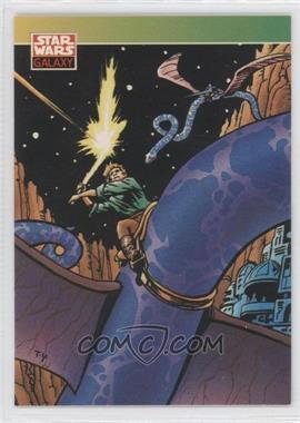 1993 Topps Star Wars Galaxy - [Base] #138 - New Visions - Thomas Wm. Yeates II