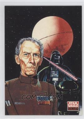 1993 Topps Star Wars Galaxy Promos #P1 - [Missing]