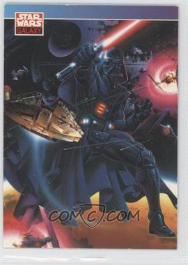 1993 Topps Star Wars Galaxy Series 1 Promos #O - Ken Steacy