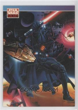 1993 Topps Star Wars Galaxy Series 1 Promos #O - [Missing]