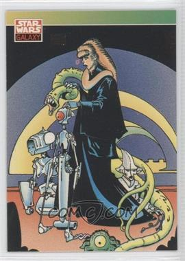1993 Topps Star Wars Galaxy Series 1 #121 - [Missing]