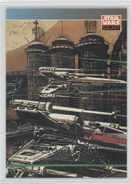 1993 Topps Star Wars Galaxy Series 1 #133 - [Missing]