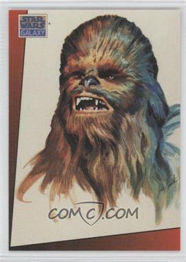 1993 Topps Star Wars Galaxy Series 1 #8 - [Missing]