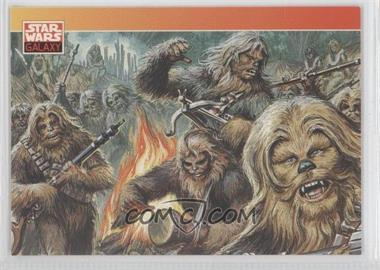 1993 Topps Star Wars Galaxy #115 - New Visions - Earl Norem