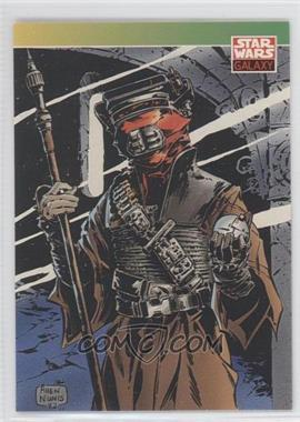 1993 Topps Star Wars Galaxy #116 - New Visions - Allen Nunis