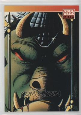 1993 Topps Star Wars Galaxy #118 - New Visions - George Perez