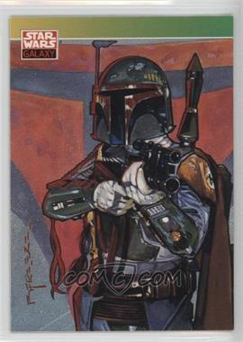 1993 Topps Star Wars Galaxy #127 - New Visions - Brian Stelfreeze
