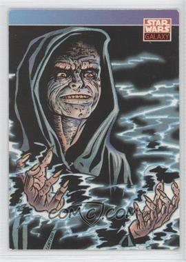 1993 Topps Star Wars Galaxy #132 - Jim Valentino