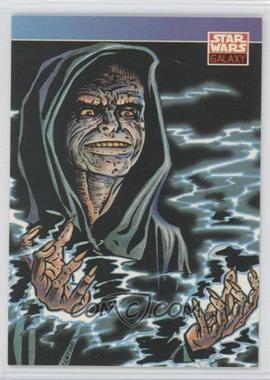 1993 Topps Star Wars Galaxy #132 - New Visions - Jim Valentino