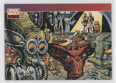 1993 Topps Star Wars Galaxy #139 - [Missing]