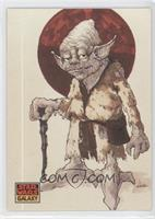 The Design of Star Wars - Yoda