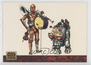 1993 Topps Star Wars Galaxy #78 - [Missing]