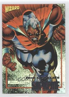 1993 Wizard Magazine Image Series 2 Promos - [Base] #5 - Supreme