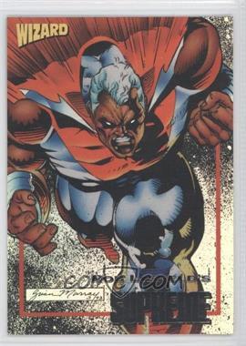 1993 Wizard Magazine Image Series 2 Promos #5 - Supreme