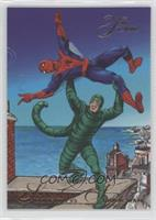 Scorpion vs Spider-Man
