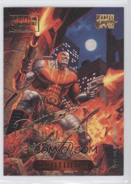 1994 Fleer Marvel Masterpieces Gold Foil Signature Series #29 - Deathlok