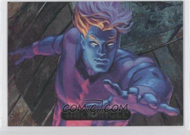 1994 Fleer Marvel Masterpieces PowerBlast #7 - Archangel