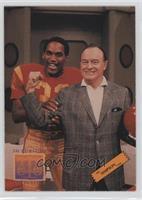 O.J. with Bob Hope