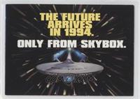 The Future Arrives in 1994. (USS Enterprise)