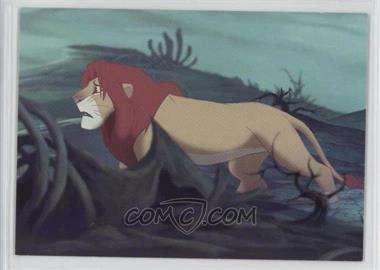 1994 SkyBox The Lion King: Series 1 #53 - Simba marches toward his destiny