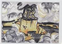 Scar Presents His Villainous Scheme