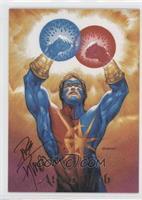 Dave Dorman (Atom Bob)