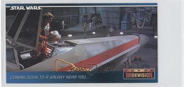 1994 Topps Star Wars Widevision [???] #00 - [Missing]