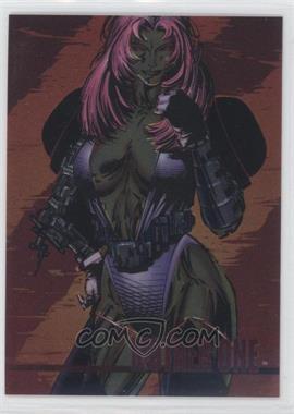 1994 WildStorm Set 1 [???] #40 - [Missing]