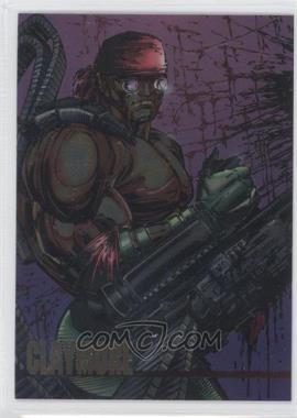 1994 WildStorm Set 1 [???] #41 - Claymore