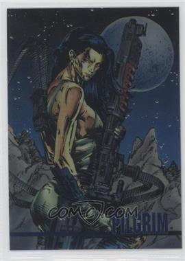 1994 WildStorm Set 1 #44 - Pilgrim