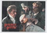 Frankenstein Scene