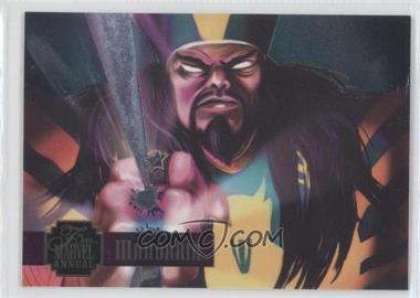 1995 Flair Marvel Annual - PowerBlast #22 - Mandarin