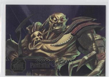 1995 Flair Marvel Annual - PowerBlast #24 - Phalanx