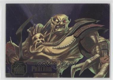 1995 Flair Marvel Annual [???] #24 - Phalanx