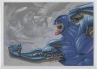 Wolverine vs. Cyber