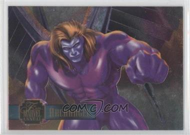 1995 Flair Marvel Annual PowerBlast #16 - Archangel