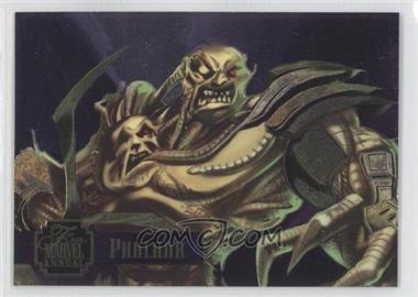 1995 Flair Marvel Annual PowerBlast #24 - Phalanx