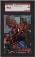 Spider-Man [SGC AUTHENTIC AUTO]