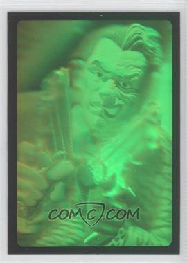 1995 Fleer Metal Batman Forever Holograms #N/A - [Missing]