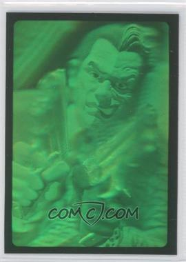 1995 Fleer Metal Batman Forever Holograms #TWFA - Two-Face
