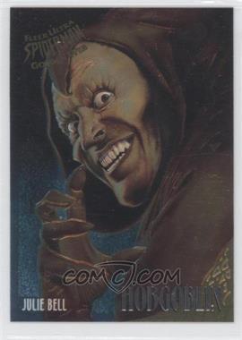 1995 Fleer Ultra Spider-Man Premiere - Golden Web #3 - Hobgoblin