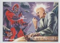 Greatest Battles - Magneto VS Professor X
