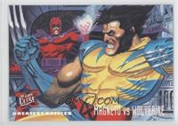 Greatest Battles - Magneto VS Wolverine