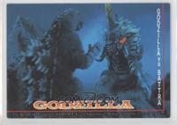 Godzilla vs Battra