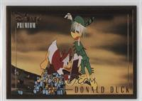 Donald Duck - No Hunting