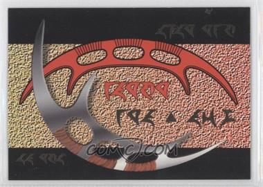 1995 SkyBox Star Trek The Next Generation Season 2 Klingon Cards #S8 - Bat'telh - Klingon Sword of Honor