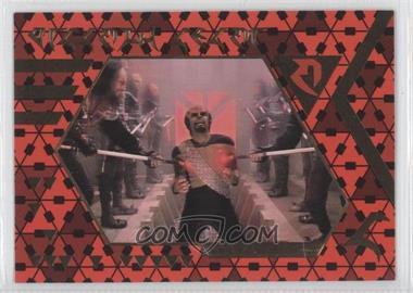 1995 SkyBox Star Trek The Next Generation Season 2 Klingon Cards #S9 - qaSDI' nenghep - Age of Ascension