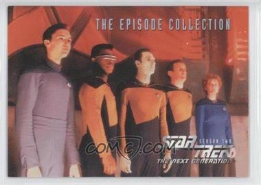 1995 SkyBox Star Trek The Next Generation Season 2 Prototypes #N/A - [Missing]
