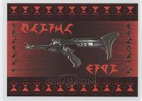 Klingon Disruptor Rifle